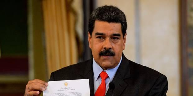 Le Venezuela de Maduro met en vente le petro, sa monnaie virtuelle - La Libre