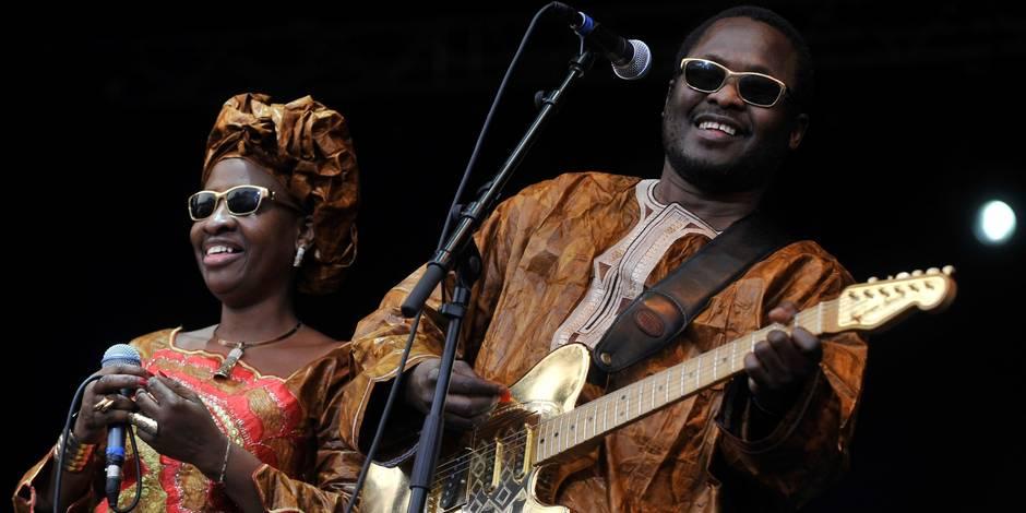 Amadou & Mariam, George Clinton et Meta Meta à Couleur Café