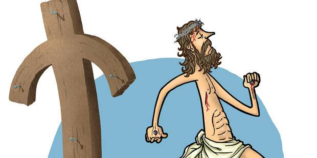La mort d'une religion (OPINION) - La Libre