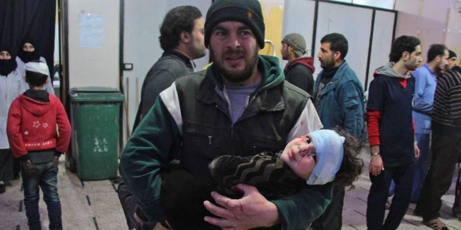 Edito: Le pire concernant le massacre en Syrie, c'est l'indifférence - La Libre
