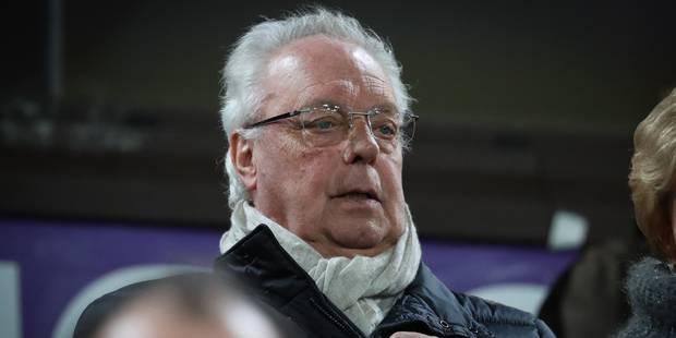 Roger Vanden Stock démissionne de son poste de président de la Pro League - La Libre