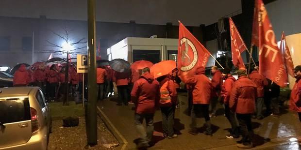 Actions de la FGTB chez Vandemoortele: Vandemoortele condamne fermement le blocage de son usine à Ghislenghien - La Libr...