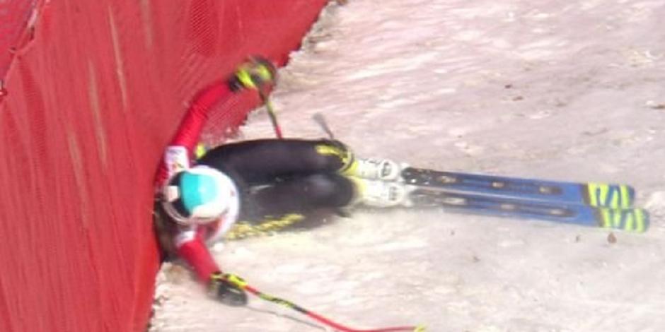 JO2018 | La skieuse belge Kim Vanreusel a l'hôpital après une chute