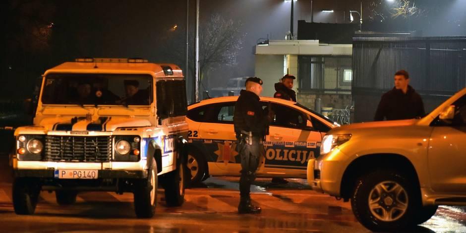Monténégro: attaque à la grenade contre l'ambassade US