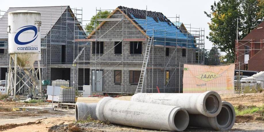 Plus de Belges ont un plus gros budget pour leur logement - La Libre