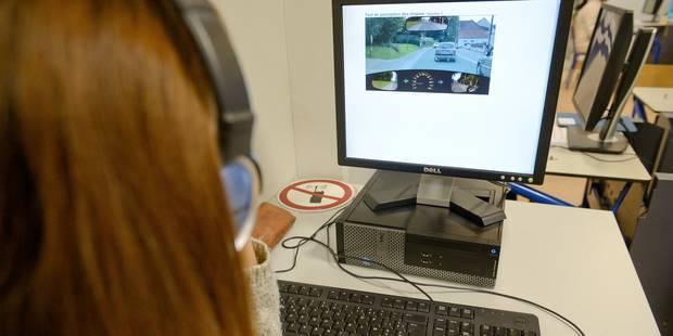 Les nouveaux conducteurs wallons devront passer un test de perception des risques - La Libre