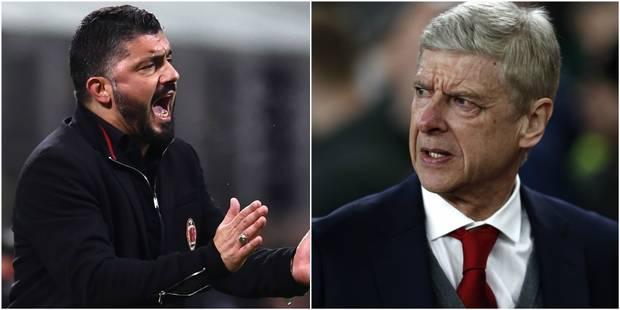 Europa League: AC Milan-Arsenal en tête d'affiche des huitièmes de finale - La Libre
