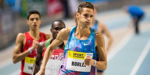 Kevin (46.41) et Dylan (46.63) Borlée sur 400m à Gand - La Libre