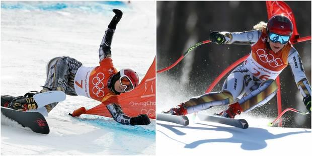 JO 2018: Ledecka en or en snowboard, après son titre en Super-G alpin - La Libre