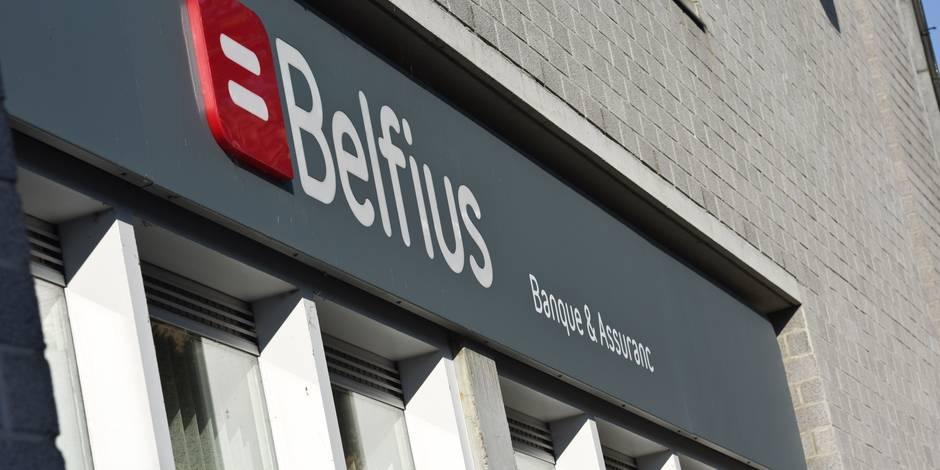 Belfius dope ses résultats et gâte l'Etat - La Libre