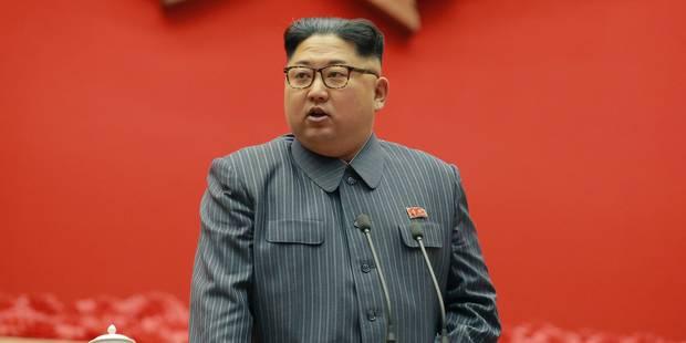 """La Corée du Nord présente les dernières sanctions américaines comme un """"acte de guerre"""" - La Libre"""