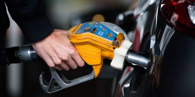 Le diesel plus cher que l'essence dans certaines stations-service en Belgique - La Libre
