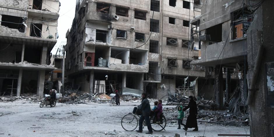 En Syrie, pourquoi le siège de la Ghouta orientale va se poursuivre