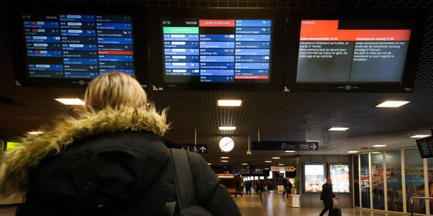 SNCB, Stib, Tec, De Lijn, etc: le point sur les perturbations engendrées par la grève à 16h (Direct) - La Libre