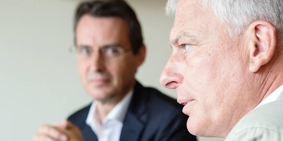 L'UCL et Saint-Louis relancent le projet de fusion - La Libre