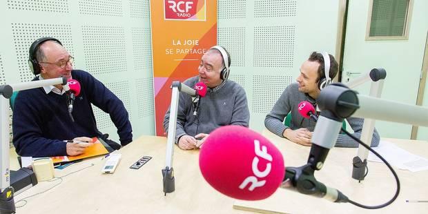 En campagne avec RCF Liège - La Libre