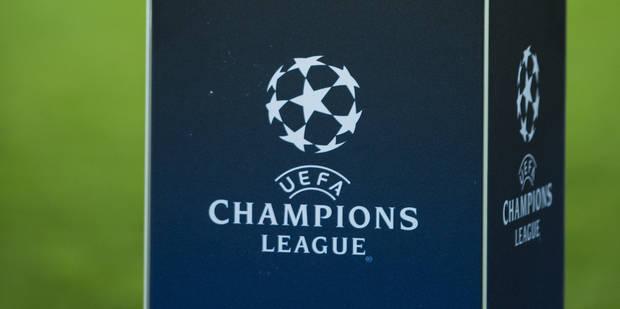 Ligue des Champions : Voici les nouveaux horaires des matchs pour l'année prochaine - La Libre