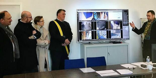 Un hôtel neuf pour la police à Namur - La Libre