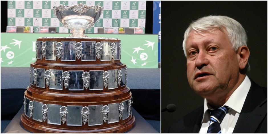 Salades autour d'un Saladier: décryptage du nouveau format de la Coupe Davis avec André Stein - La Libre