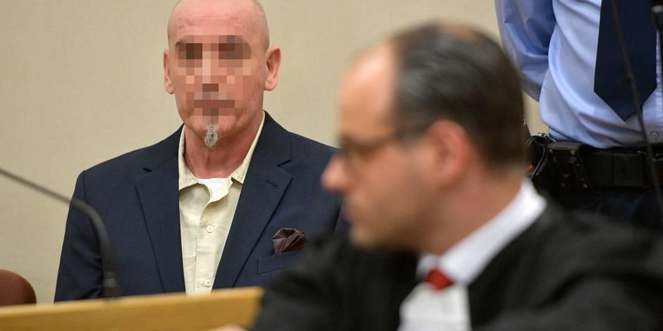 """Procès du tueur en série Renaud Hardy: """"Un cadenas de vélo, pour moi désormais, c'est une arme"""""""