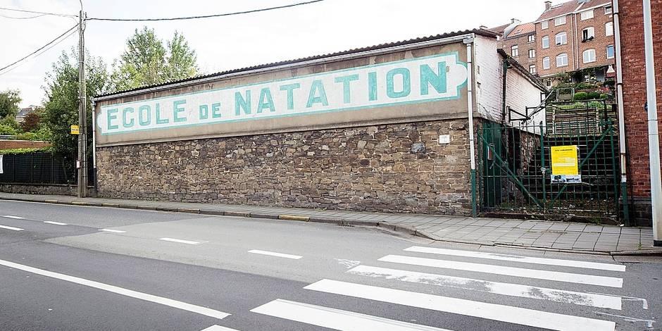Verviers : école de natation
