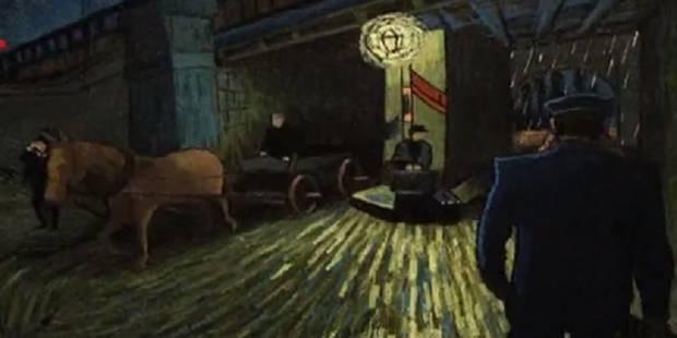Les peintures de Van Gogh revivent au cinéma et visent un oscar - La Libre