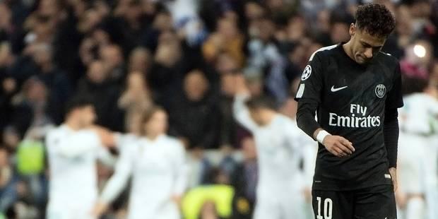 Neymar opéré samedi et sur la touche pour une durée maximum de trois mois - La Libre