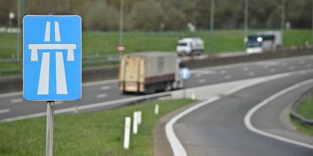 Pas de consensus au gouvernement wallon sur la vitesse à 130km/h sur autoroute - La Libre
