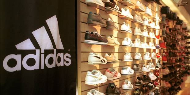 Adidas remporte son bras de fer contre le Belge Shoe Branding Europe - La Libre