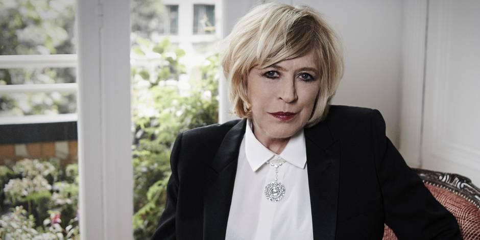 Marianne Faithfull, belle et libre à 71 ans