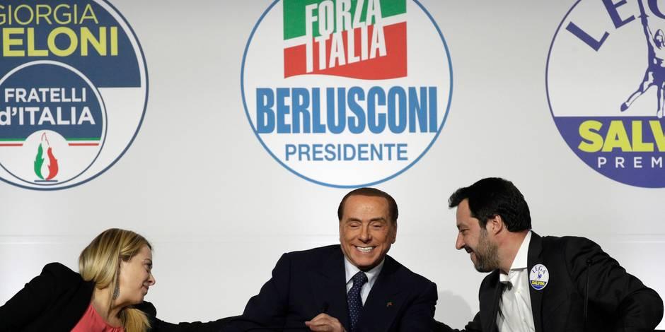 Elections législatives en Italie: le populisme aux portes du pouvoir - La Libre