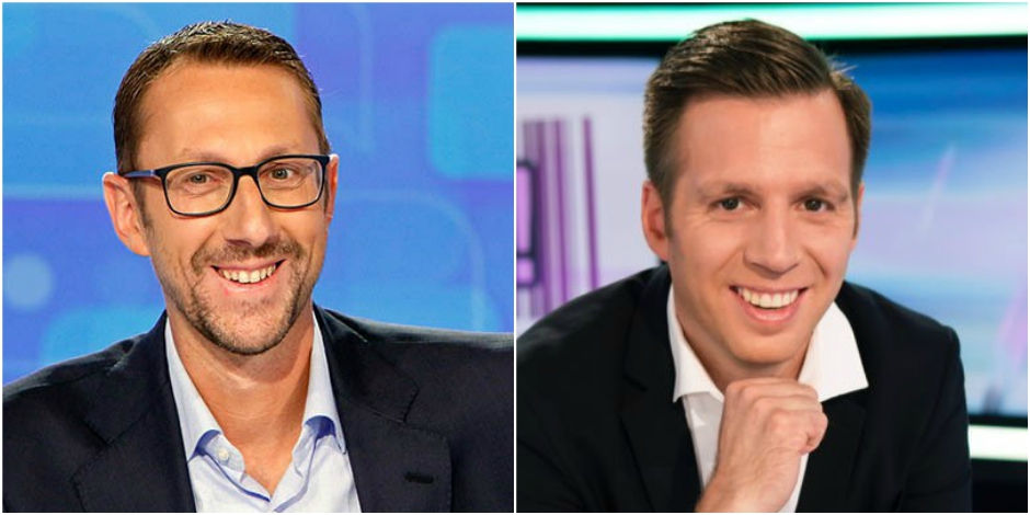 """Sacha Daout et Xavier Guillitte intègrent """"C'est vous qui le dites"""", un troisième journaliste RTBF devrait les rejoindre"""