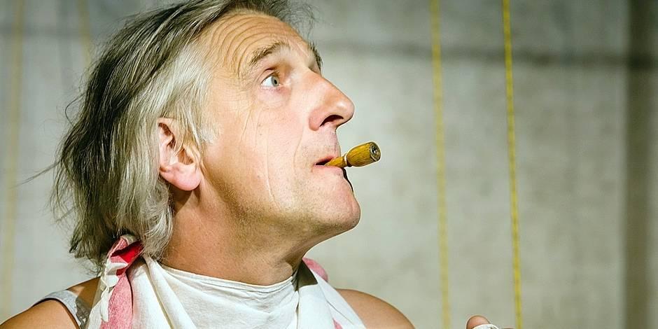 """Un sans-abri devenu un """"Monsieur"""" - La Libre"""