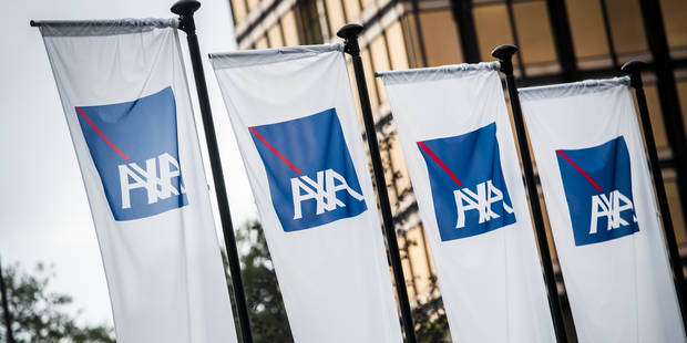 Axa acquiert le groupe américain XL... et son action chute de près de 6% - La Libre