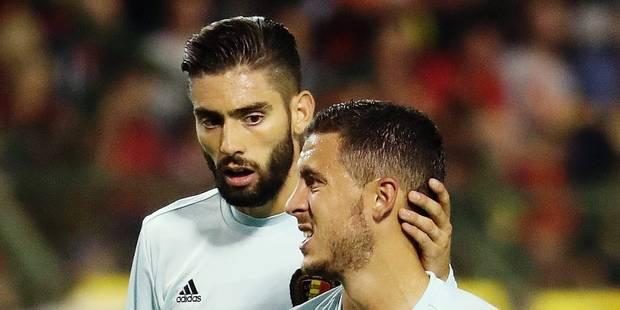 """Hazard défend le choix de Carrasco: """"Mieux de jouer en Chine que de faire banquette en Liga"""" - La Libre"""