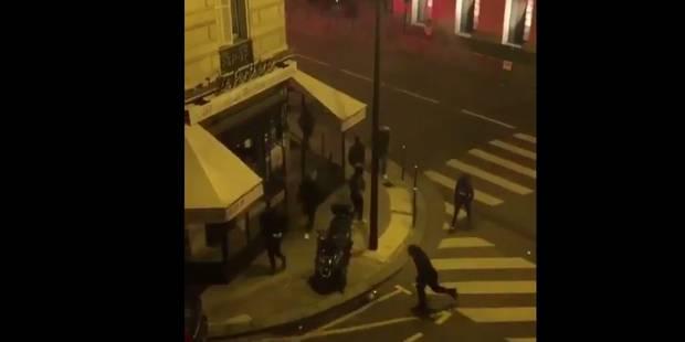 La nuit des joueurs du Real perturbée par des fans du PSG (VIDEO) - La Libre