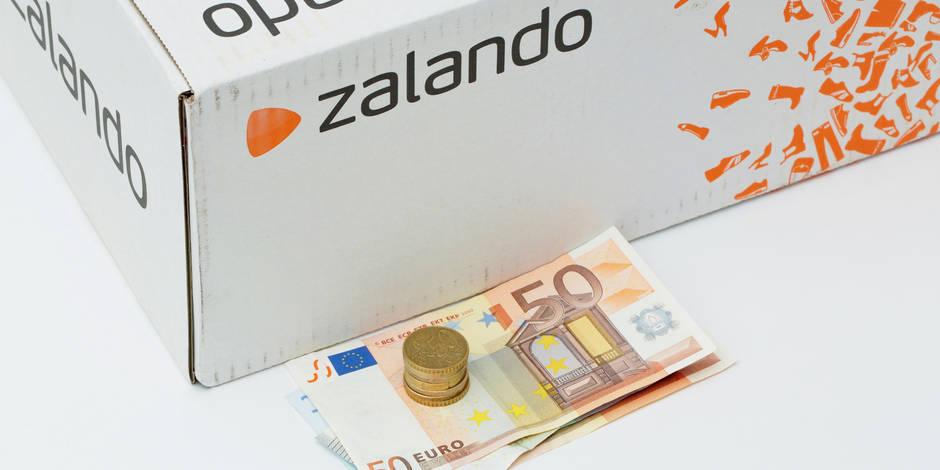 """""""Zalando a une vision de guerre économique permanente"""" (ENTRETIEN) - La Libre"""