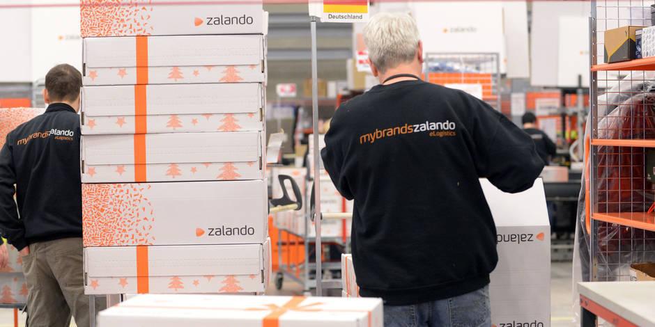 Zalando snobe la Wallonie: aux Pays-Bas, des syndicats moins forts et moins de grèves - La Libre