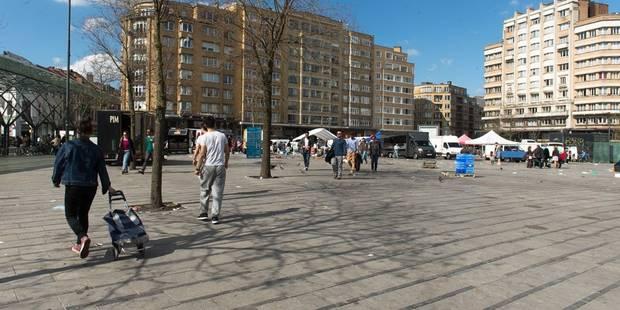 Ixelles : alcool interdit après minuit, même sur la place Flagey - La Libre