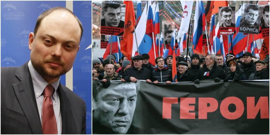 """""""En Russie, les grands changements politiques émergent quand personne ne les attends"""""""