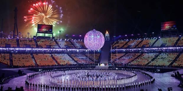 La flamme des JO s'est rallumée à Pyeongchang pour les Jeux Paralympiques - La Libre