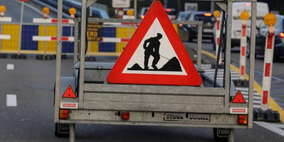 Edito: Chantiers, bouchons, déviations, retards, tunnels fermés, rénovations? L'immobilité à Bruxelles - La Libre