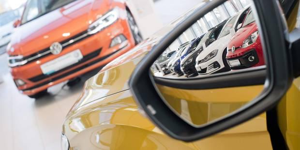 Malgré le rappel, des Volkswagen échouent toujours aux contrôles antipollution - La Libre