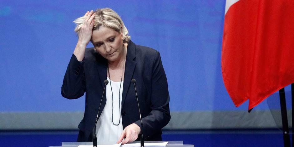 """""""Rassemblement national"""", le nouveau nom du FN est déjà utilisé par un autre parti"""