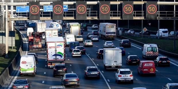 Trafic intelligent: les premières mesures mises en service fin 2018 en Wallonie - La Libre