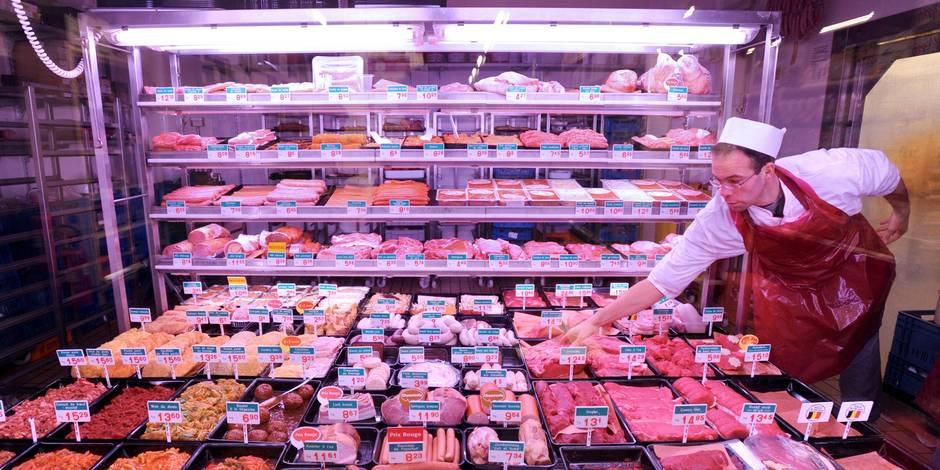 Le scandale Veviba a un impact limité sur la vente de viande dans les magasins