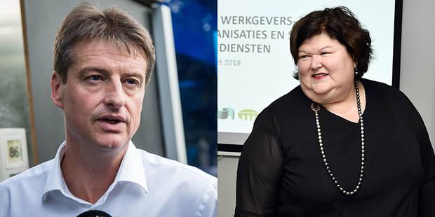 Dépistage du cancer du sein: le MR demande à Maggie De Block de revoir sa copie - La Libre