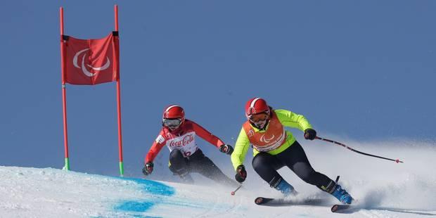 Jeux Paralympiques: les soeurs Sana se classent sixièmes du Super Combiné - La Libre