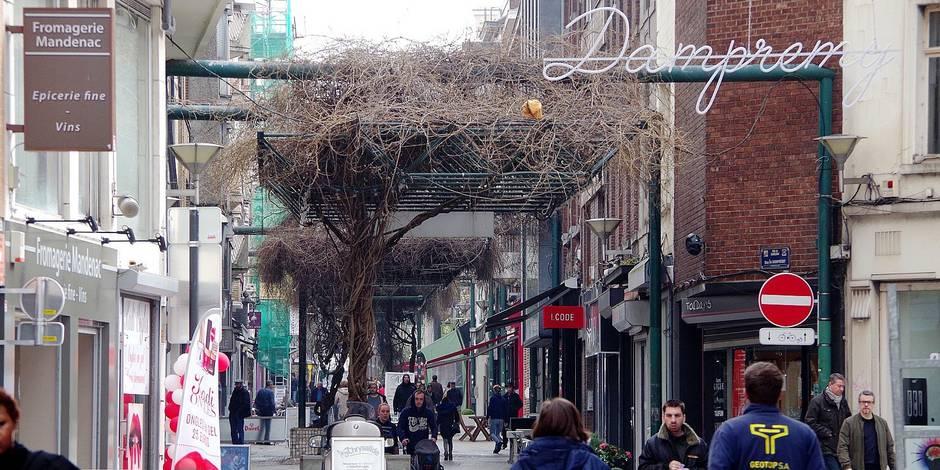 Charleroi: un système de comptage des piétons dépassé