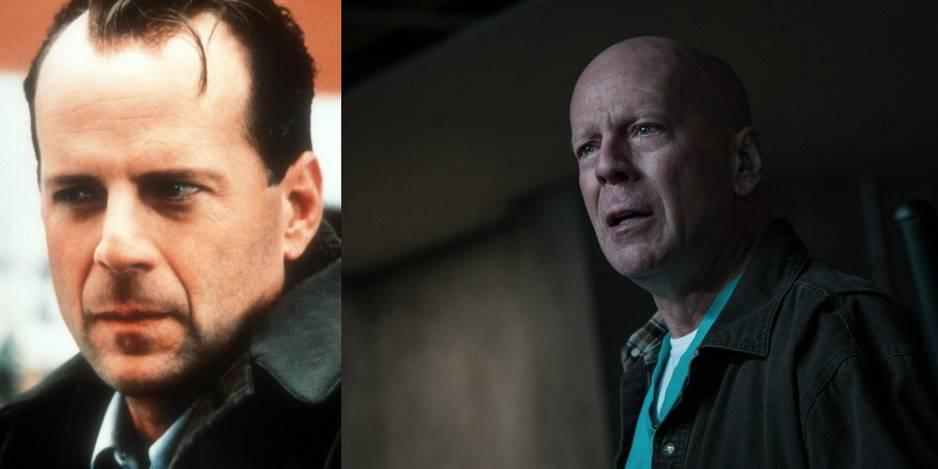 Bruce Willis dans le Sixième Sens (1999).